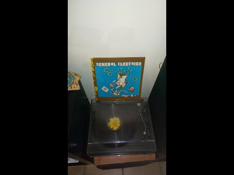 General Electrics – Cliquety Kliqk (full album Vinyl FLAC 20