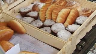 Студенты обеспечивают продуктами питания жителей Барзаса