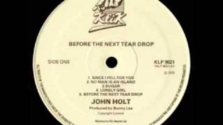 Watch John Holt Since I Fell For You video