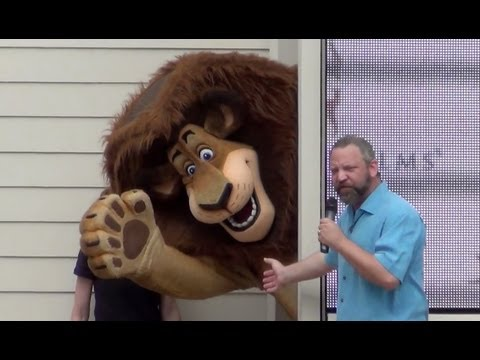 Merry Madagascar announced for Ice! at Gaylord Palms Resort for 2012