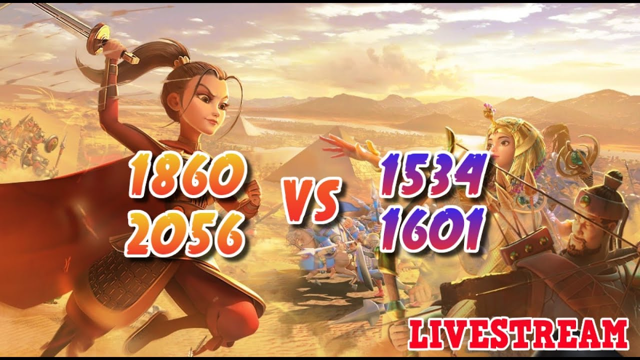 Download LIVE: Pass 7 Opening! 1860, 2056 VS 1534, 1601!! Let's Go! P2W byebyebyezzz in action!