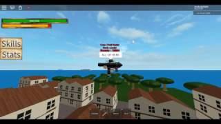 Roblox One piece burning legacy Where is the df spawn
