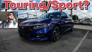 Honda Accord Sport vs Touring - Full Review, Interior, Exterior + Test Drive