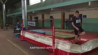 Новый рекорд Синельниковской ДЮСШ