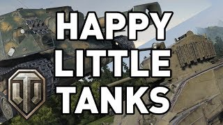 World of Happy Little Tanks