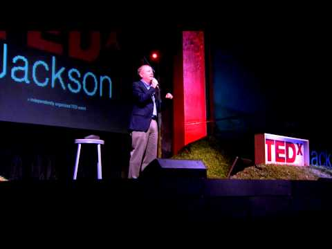 Fiber builds strong cities | Joe Reardon | TEDxJackson
