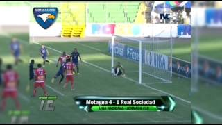 Video Resumen de la jornada 10: Motagua 4 - Real Sociedad 1 download MP3, 3GP, MP4, WEBM, AVI, FLV April 2018