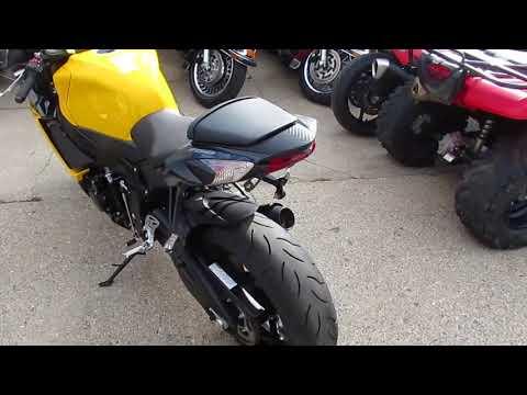 2012 Suzuki GSXR750 for sale $8999 U3692