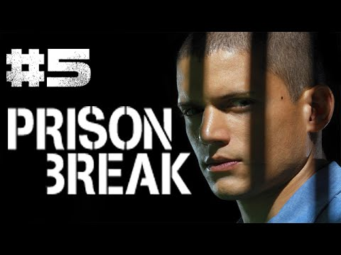 Two Best Friends Play Prison Break (Part 5)