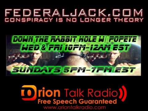 Down The Rabbit Hole w/ Popeye (06-03-2012) Operation Ghost Click, FBI DNS Alert & A Titanic Update