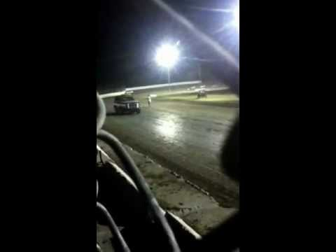 Caney Valley Speedway 8-11-12 Micro A Feature