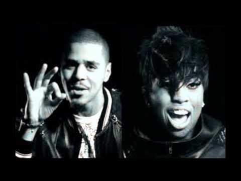 J Cole Nobody Perfect ft Missy Elliott Instrumental + Hook
