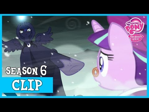If Snowfall Frost's Spell Succeeds (A Hearth's Warming Tail) | MLP: FiM [HD]