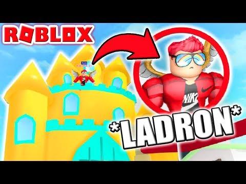 *XONNEK Se ROBA* MI CASTILLO De MeepCity!!! 😡💥 | Roblox | Role Play