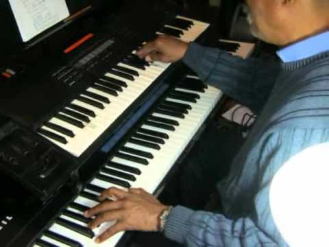 RICHARD KNOX, New Orleans Jazz Keyboard Artist