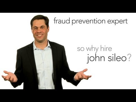 Fraud Prevention Expert John Sileo - Keynote Speaker - YouTube