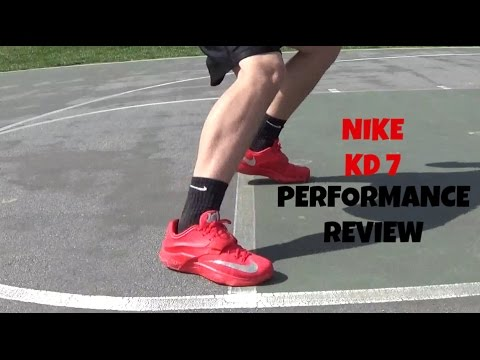 Nike KD 7 - Performance Review - YouTube 02c7c4c62