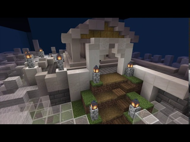 BCE Minecraft Competition - Marymount College Entry 2