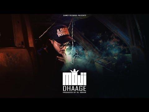 DHAAGE - MOJI - PROD. BY DJ ABDUR - MUSIC VIDEO - 2018