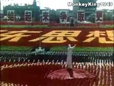 国庆阅兵 China National Day 1969