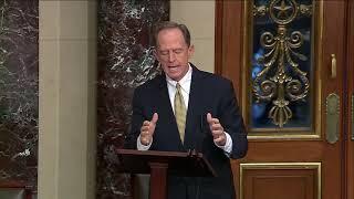 Senator toomey delivers floor speech on salt deduction 10-23-19