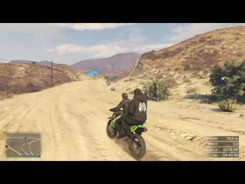 Fun rally race