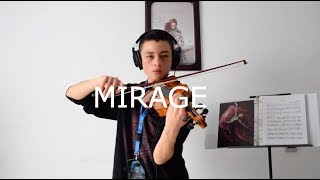 Lindsey Stirling - Mirage (cover)