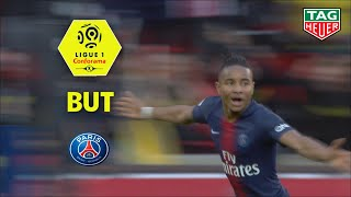 But Christopher NKUNKU (40') / Paris Saint-Germain - Nîmes Olympique (3-0)  (PARIS-NIMES)/ 2018-19