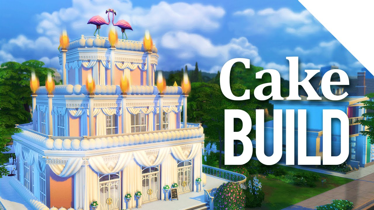 How To Get A Wedding Cake In Sims