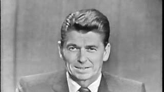To Tell the Truth - Ronald Reagan on panel! (Sep 23, 1958)