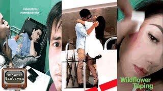 WILDFLOWER behind the scenes before and after ng bugbugan nila IVY at ARNALDO! Buang na sya!