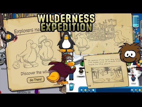 Club Penguin The Wilderness Expedition