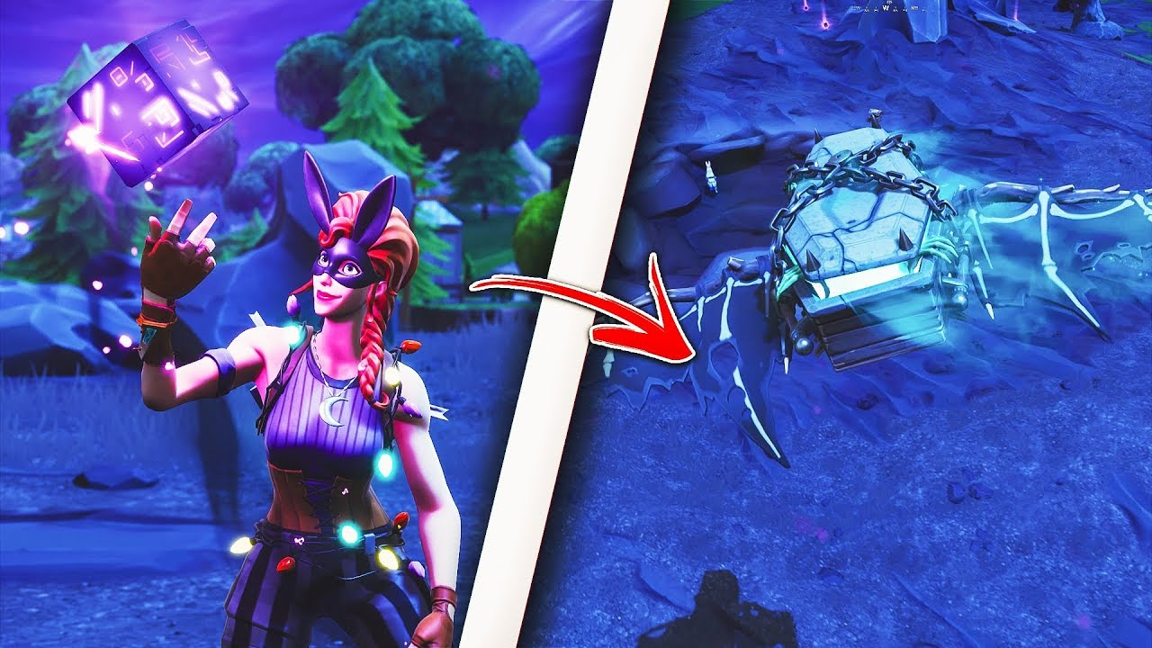 How to become FULLY INVISIBLE by doing this insane glitch in Playground! (New Fortnite Glitch)