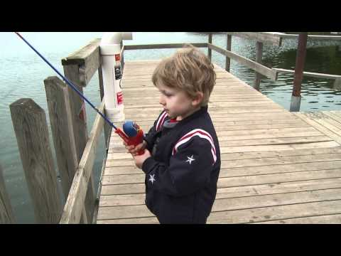 Fishing In Three Rivers Park District