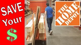 20+ Ways to Save Money at Home Depot