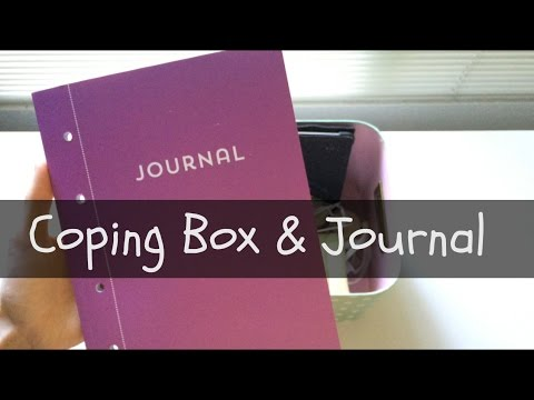 Coping Box & Journal | Fibromyalgia | Collab with ALifeLearned