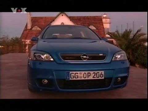 test des opel astra g opc caravan youtube. Black Bedroom Furniture Sets. Home Design Ideas