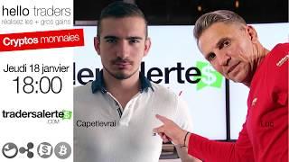 Hello Traders Special Crypto Trading avec Capetlevrai