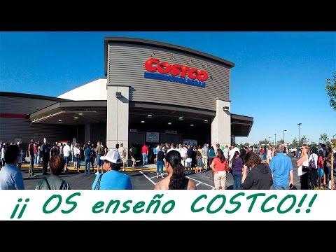 VLOG (01-05-16)  VISITA A COSTCO //  COSTCO TOUR