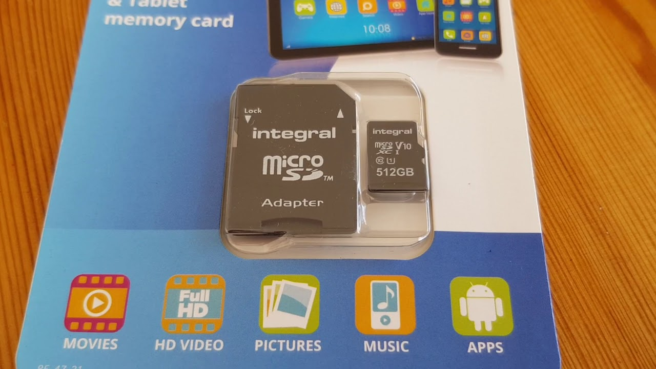 512GB Micro SD cards     Believe!