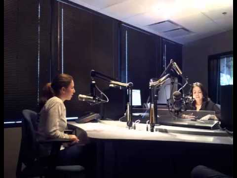Annica Benning Discusses Arizona: Nations and Art (CNN Radio Phoenix)