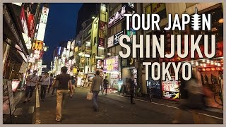 Japan's #1 Nightlife Scene: A Guide to Shinjuku