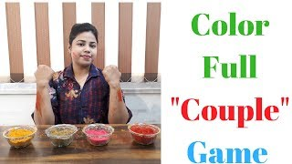Blind Fold Couple Game For Karwachauth 2018 Kitty Party Karva Chauth Theme Party