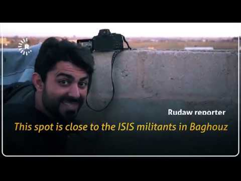 Inside Baghouz: SDF closely watch weakened, exhausted ISIS