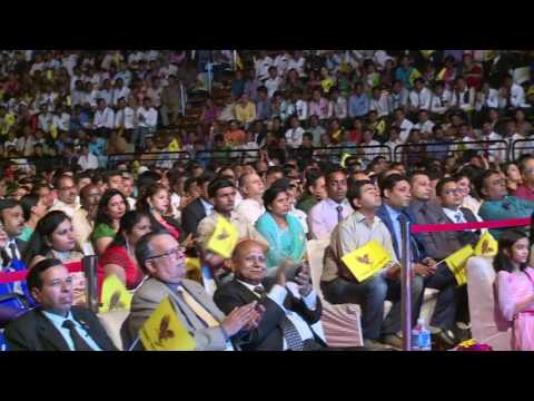 Magnusevents Motivation by Anand Gandhi at Delhi Journey With Forever
