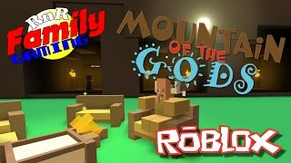 Let's Play Roblox! Mountain of the Gods Ep 001 Intro