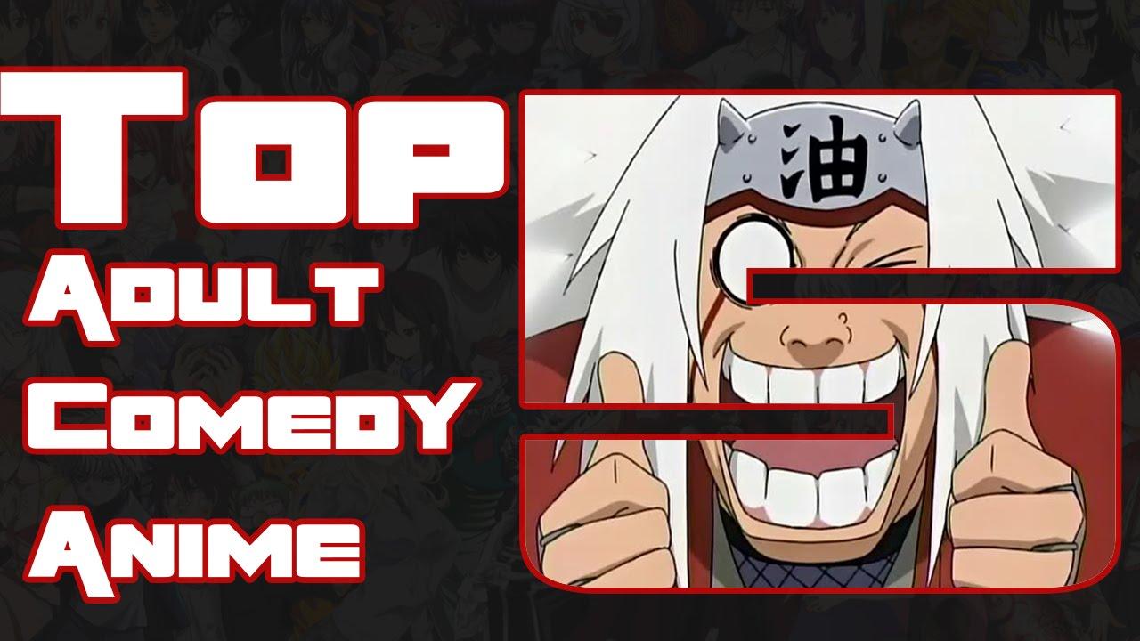 Top 5 adult comedy anime