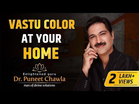 Role of Colors in Vastu