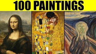 Картины мира - 100 величайших картин всех времен