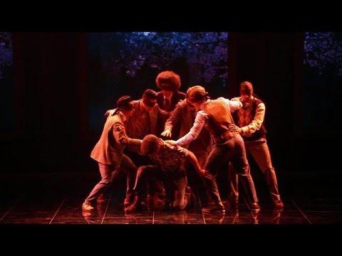 Ontroerend blind optreden van Avant Garde // Battle On The Dancefloor
